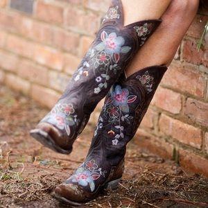 Omg Gringo Bonnie Boots